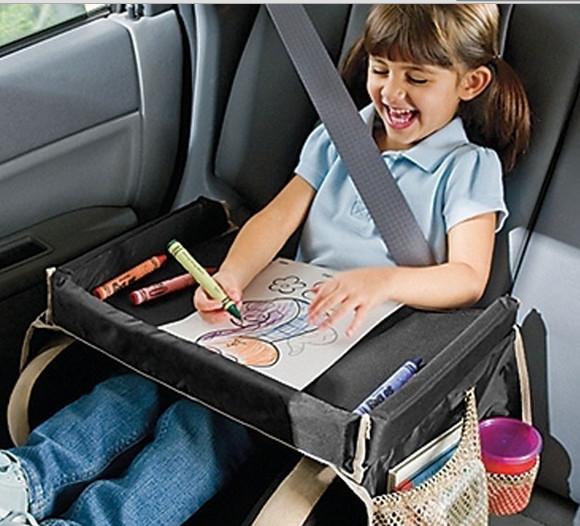 Как развлечь ребёнка в дороге