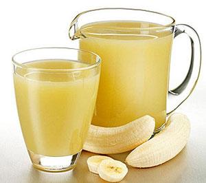 напитки с бананом